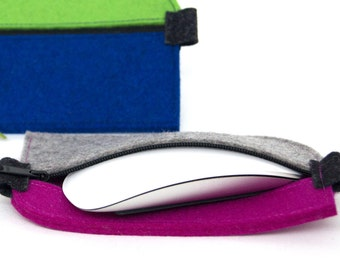 quadu MouseHouse - Pocket Wireless Mouse - Universal Case