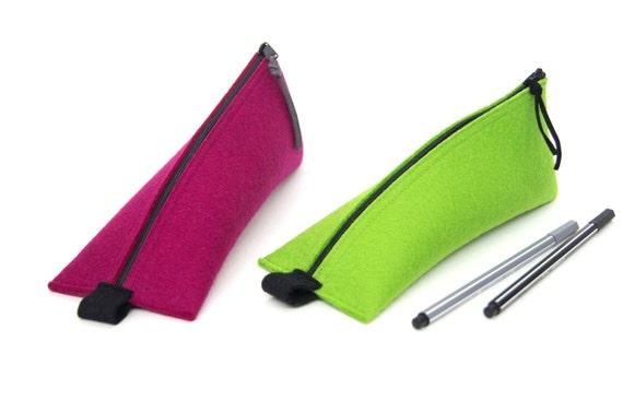 Quadu Case Elf – pencil from wool felt