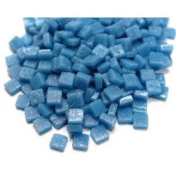 100 pack Mosaic Heaven Micro Mosaic Tiles Waterfall Blue C5