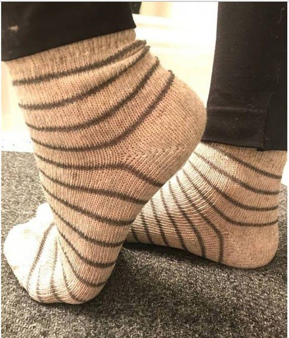 Natural Hemp Socks for Men ORGANIC 3 Pairs AGRO-HANF Ukraine