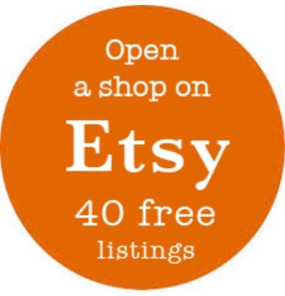 open a new etsy shop 40 free listings etsy referral link etsy etsy rh etsy com