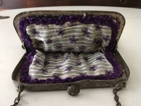 1920's -1930's Micro Beaded Purse - image 5