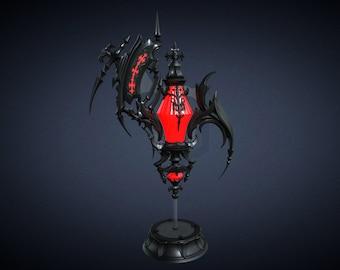 FFXIV Red Mage – Antiquated Murgleis Focus 3D Print Files