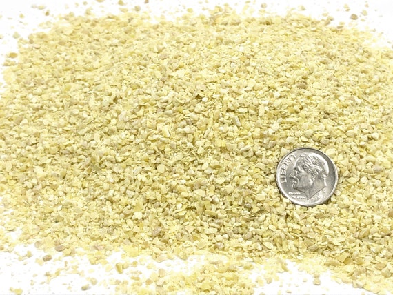 NATURAL, Crushed Serpentine for Stone Inlay, Mineral Art, or Handmade Jewelry - Medium (select amount)