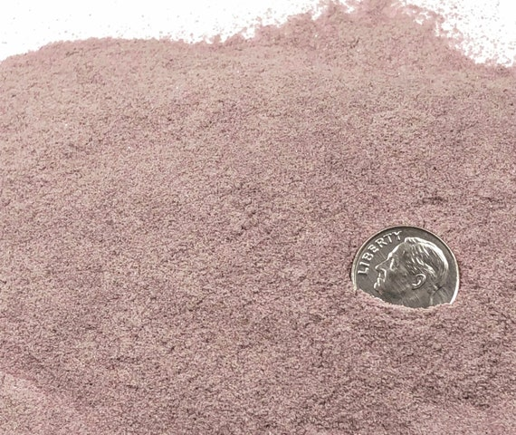 NATURAL, Crushed Ruby for Stone Inlay, Mineral Art, or Handmade Jewelry - Powder (select amount)