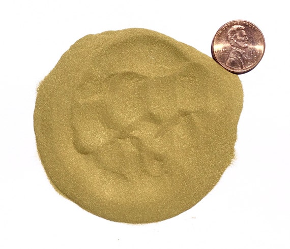 Brass Powder for Metal Inlay (select amount)