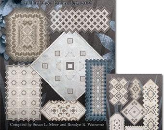 Award-Winning Designs in Hardanger 2012