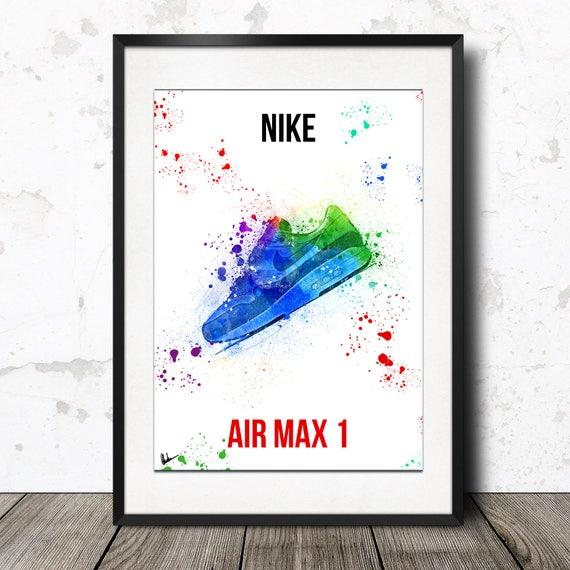 Nike Air Max 1 OG Mesh Sketch Series Poster – JDeBoon