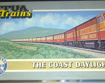 Items similar to Vintage Lot of 7 Athearn Southern Pacific Assembled