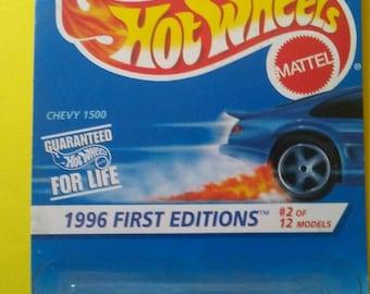 Hot Wheels 1996 Race Truck new on card