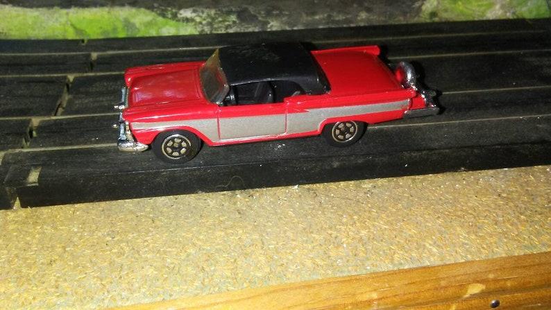1958 Ford Fairlane 164th diecast new no box