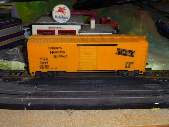 Tyco HO 40/' Box Car Chasis