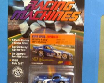 Dodge Viper GTS new on card