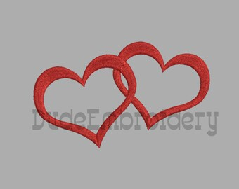 Unicorn heart embroidery design free download digitizing