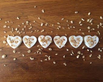 Ginger Wax Melts • Soy Wax Melts • Handmade Melts • Luxury Melts • Vegan Melts