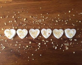 Frankincense Wax Melts • Soy Wax Melts • Handmade Melts • Luxury Melts • Vegan Melts