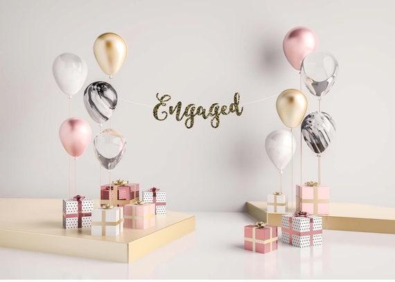 Hochzeitsdeko Hochzeitsdekorationen Verlobungsfeier Etsy