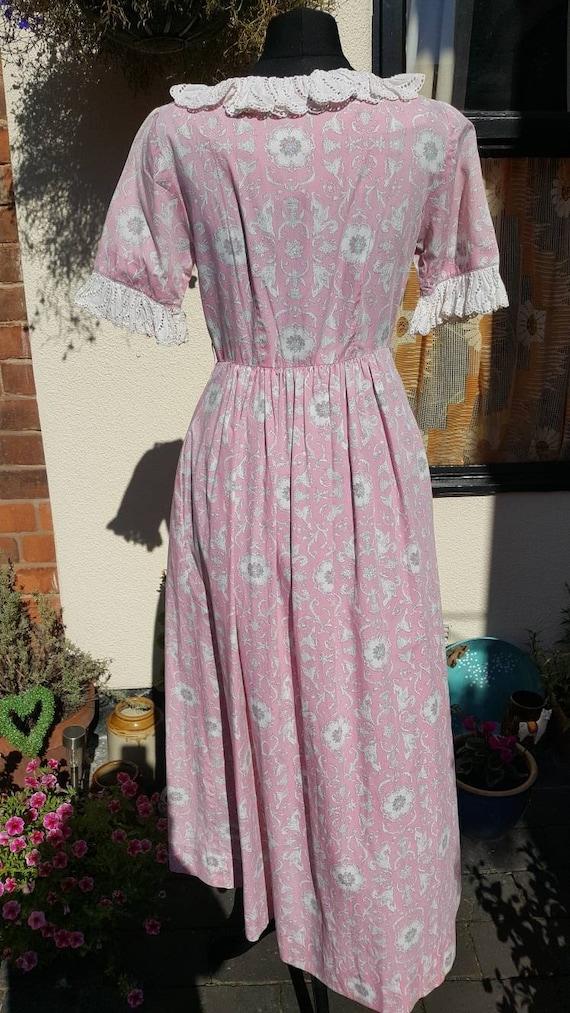 1940s house dress - image 8