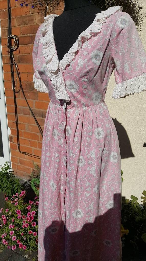1940s house dress - image 9