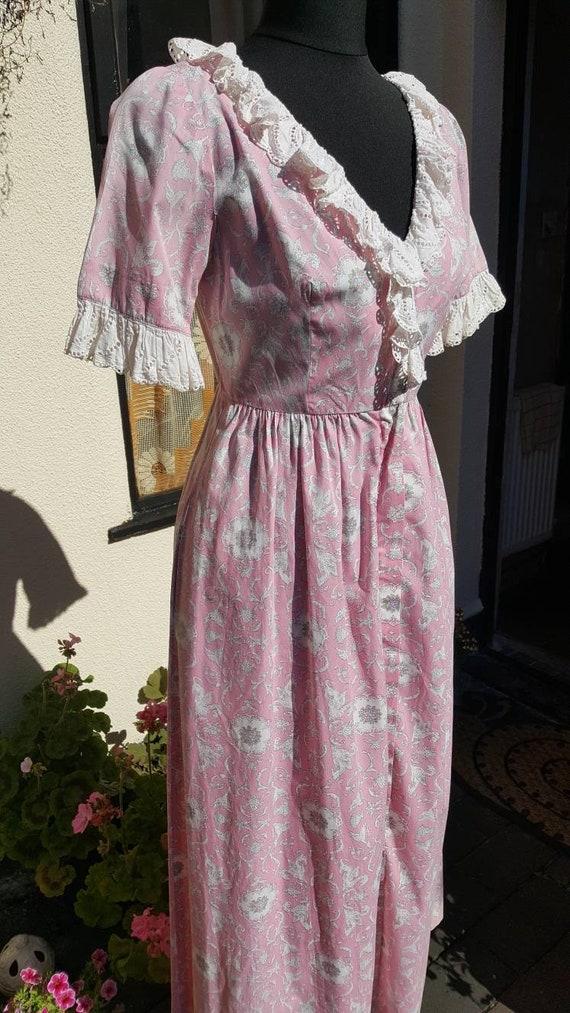 1940s house dress - image 10