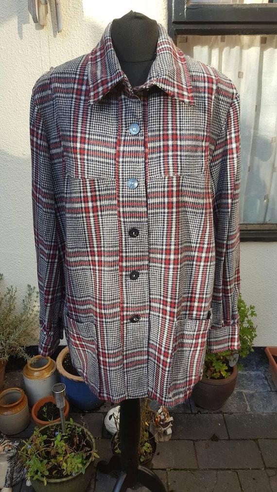 1940/50s wool jacket