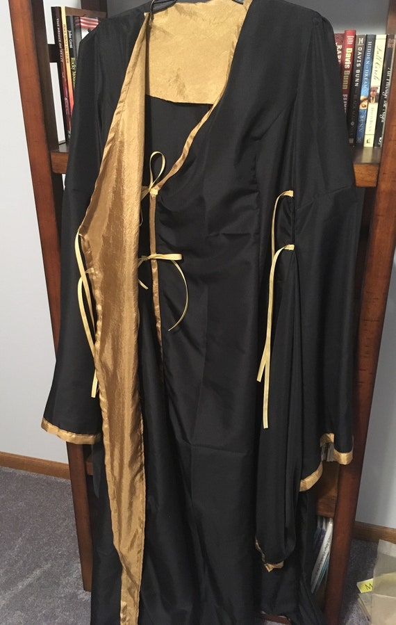 Cersei Lannister Funeral Dress Game Of Thrones Black Dress Etsy
