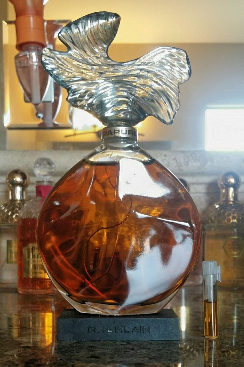 Sample 1ml Guerlain Parure Or Vintage Parfum Perfume Extrait Vial 5ml 0 8Pn0XOkw