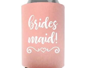 Bridesmaid Can Cooler