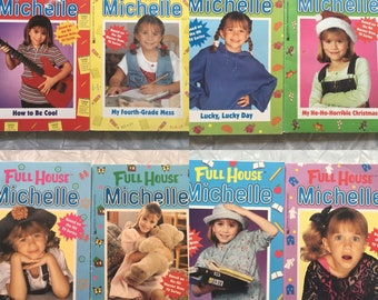 90's Full House Michelle Tanner / Michelle & Friends / Dear Michelle Series Chapter Books - YOU CHOOSE!