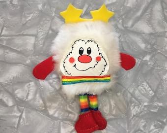 """1984 Rainbow Brite """"Twink"""" Mini Sprite - Hallmark/Mattel"""