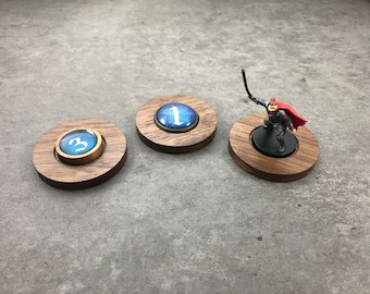 """2"""" Large Creature Tokens - Monster Markers (Set of 4)"""