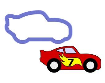 Car 8cm Cookie Cutter