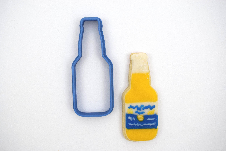 Bottle - Glass Bottle - Soda Bottle - Beer Bottle - Cookie Cutter ...