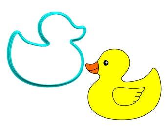 Rubber Ducky Cookie Cutter