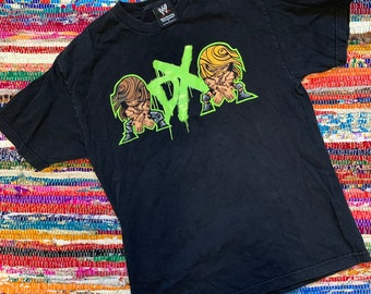 be5033c2 WWE DX Wrestling Shirt