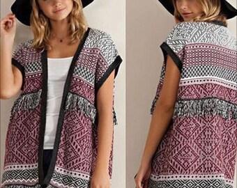 Lacy Vest