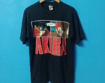 5122fcd5b rare!!!vintage akira ghost in the shell japan animated made in usa