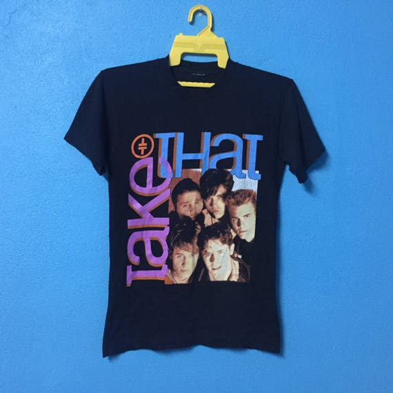 Rare vintage amp; shirt 90s that take party 7wHwO