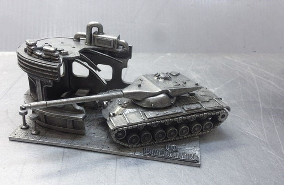 WoT Panzer World of Tanks MODEL TANK IS-2 1:72 Weight 500g