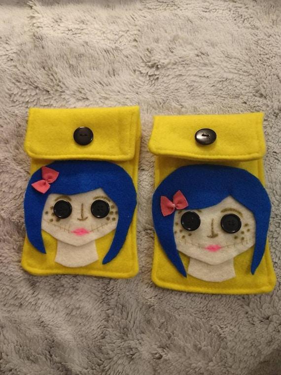 Coraline Doll Phone Case Etsy