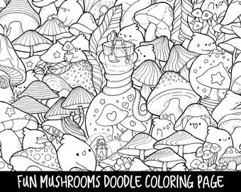 Doodles By Piccandle On Etsy