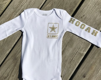 Baby Army Outfit Etsy