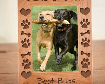 Dog Friends Frame