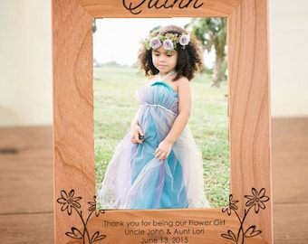 Flower Girl Frame 2
