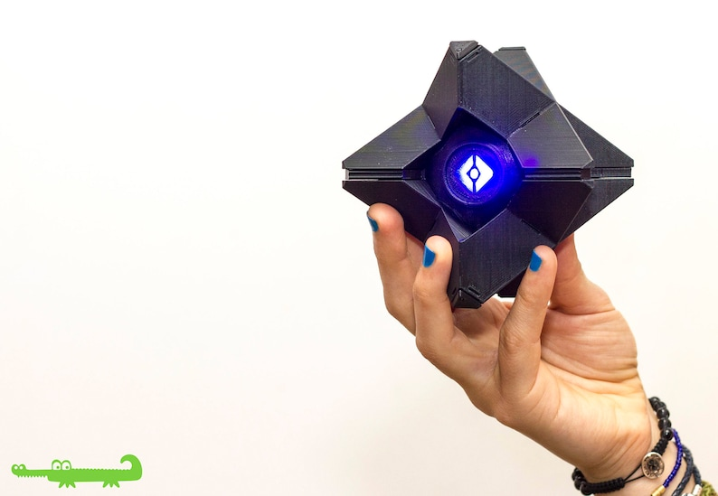 Destiny Ghost  3D printed image 0