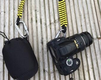 Dual Camera Harness - Paracord 550
