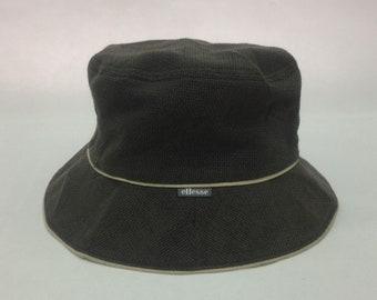 8fa6651a Stunning ELLESSE Bucket Hat Sz 57cm Made in Japan