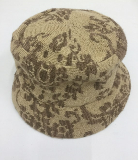 ff461cc960f Vintage KENZO Japanese Designer Bucket Hat One Size Made in