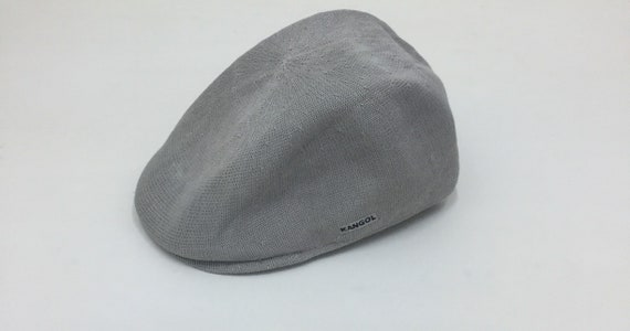 83b16309 Stunning KANGOL Newsboy Cap Hat Sz Large | Etsy