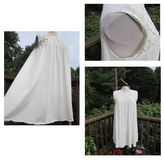 Wondermaid blue Acetate slip Size 40 Fine Lingerie adjustable straps Vintage nightgown 1960s fun